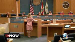 News video: Palm Beach County Clerk recommends the best ways to spend the county's money