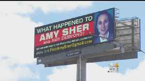 News video: Inspired By Movie, Family Hopes 3 Billboards Solve Cold Case