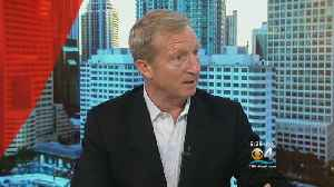 News video: Billionaire Tom Steyer, One Of Trump's Harshest Critics, To Join Facing South Florida