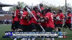 News video: After win over Hopkins Terps eyeing another Big Ten Tournament title