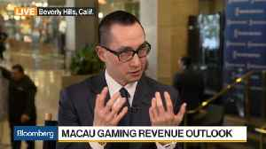 News video: Melco Resort's Ho Says Macua Is Growing 'North of 20%'