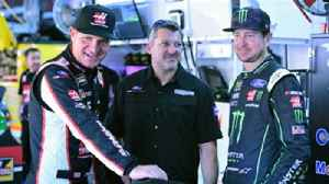 News video: Tony Stewart talks about the state of Stewart-Haas Racing