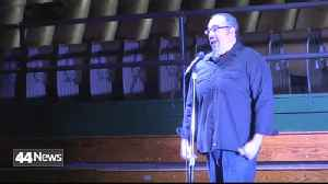 News video: Backstage With: Josh Arnold