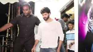Hrithik Roshan SPOTTED With Sussanne Khan At PVR Juhu