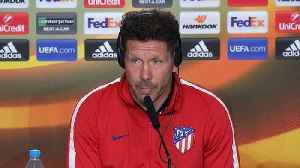 News video: Simeone says Ozil presents biggest danger from Arsenal