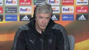 News video: Arsenal will press Atletico high to stop Costa - Wenger