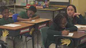 News video: Young students taught lessons in protecting privacy online