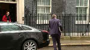 News video: MPs arrive at Downing Street for Brexit meeting
