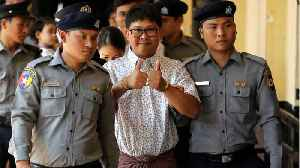 News video: Myanmar Court Accepts Testimony of Policeman Who Said Reporters Were Framed