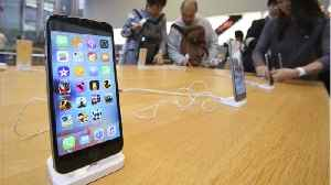 News video: Apple Shares Bounce Back With iPhone Report