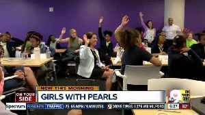 News video: In Girls with Pearls, young women with big dreams build a supportive community