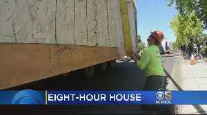 News video: SoCal Company Says Its Pre-Fabricated Homes Could Solve Bay Area Housing Problem
