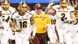 News video: College football rankings: No. 117 Central Michigan