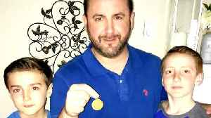 News video: Man Who Found 101-Year-Old WWI Medal as a Child Returns It to Family