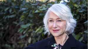News video: Helen Mirren Will Star In The One And Only Ivan