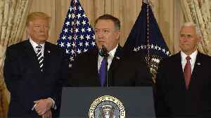 News video: Watch Mike Pompeo's first speech as Secretary of State