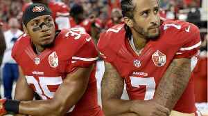 News video: 49ers Eric Reid Files Collusion Grievance Against NFL