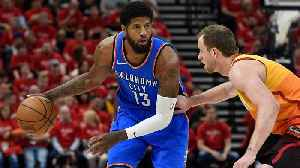 News video: Has Paul George Already Made Up His Mind to Leave Oklahoma City?