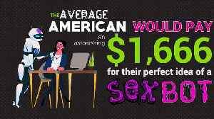 News video: Americans are Interested in Robot Sex, Study Finds