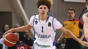 News video: LaMelo Ball Called