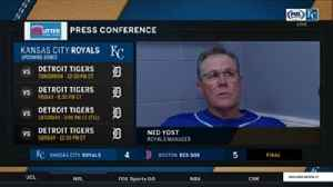 News video: Yost on Betts (three homers off Duffy): 'He's a special player'
