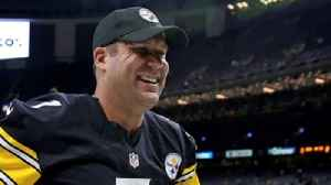 News video: Jason Whitlock's reaction to Big Ben saying he'll play another 3-5 years
