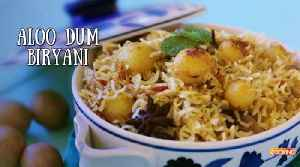 News video: Aloo Dum Biryani