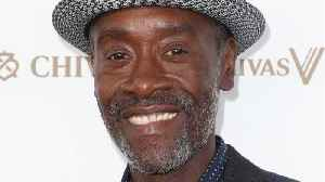News video: Don Cheadle Raps About The Avengers