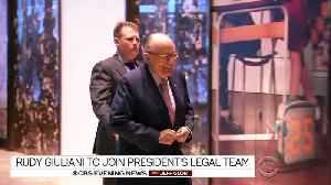 News video: Comey Tweets After Giuliani Compares FBI Agents To 'Stromtroopers'