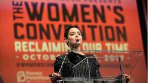 News video: Drug Case Against U.S. Actress Rose McGowan to Go Ahead