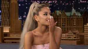 News video: Ariana Grande Does SPOT-ON Impressions of Kendrick Lamar, Drake & Legally Blonde