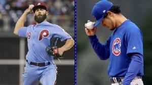 News video: Will the Cubs regret giving up Jake Arrieta for Yu Darvish?