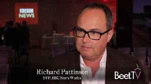 News video: BBC Global News Shields Advertisers From Hard News: Pattinson