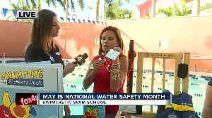 News video: National Water Safety Month