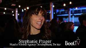 News video: Led By Disney/ESPN And NBCUniversal, Twitter Doubles Content Partners