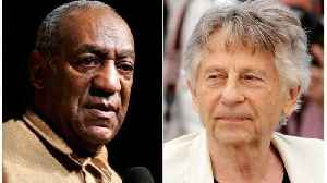News video: Cosby, Polanski Expelled From Academy