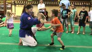 News video: Funny Karate Kid Fails: OWN & Get OWNED