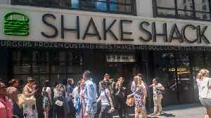 News video: Shake Shack Opens Its First Location In Hong Kong