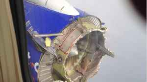 News video: Investigators Reveal What Caused Window to Shatter on Fatal Southwest Airlines Flight