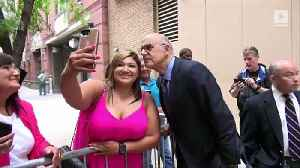 News video: Jeffrey Tambor to Return to TV After Sexual Harassment Claims
