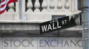 News video: Wall Street's Friday Rally, Thanks to Apple and Tech Stocks