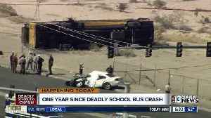 Just how safe are school buses in Las Vegas