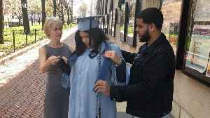 News video: A Former Incarcerated Woman Becomes Ivy League Graduate in Justice-in-Education Program