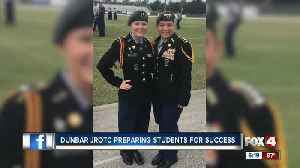 News video: Lee County JROTC Program helps local students plan for college