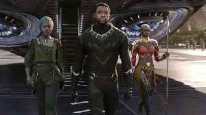 News video: Black Panther Gets Most  2018 MTV Movie & TV Awards Nominations