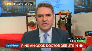 News video: Ping An Good Doctor Makes Debut in Hong Kong IPO
