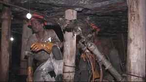 News video: South Africa: Gold miners reach deal over lung disease