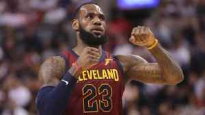 News video: Nick Wright on why LeBron's night in Cavs Gm 2 win was 'unlike anything we've seen' from King James