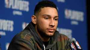 News video: Nick Wright details why Boston's Game 2 victory over 76ers reveals a glaring issue for Philly's Simmons