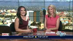 News video: Arizona teachers are heading back to class today, preparations for Officer Jesus Cordova's funeral, Kentucky Derby kicks of tomo